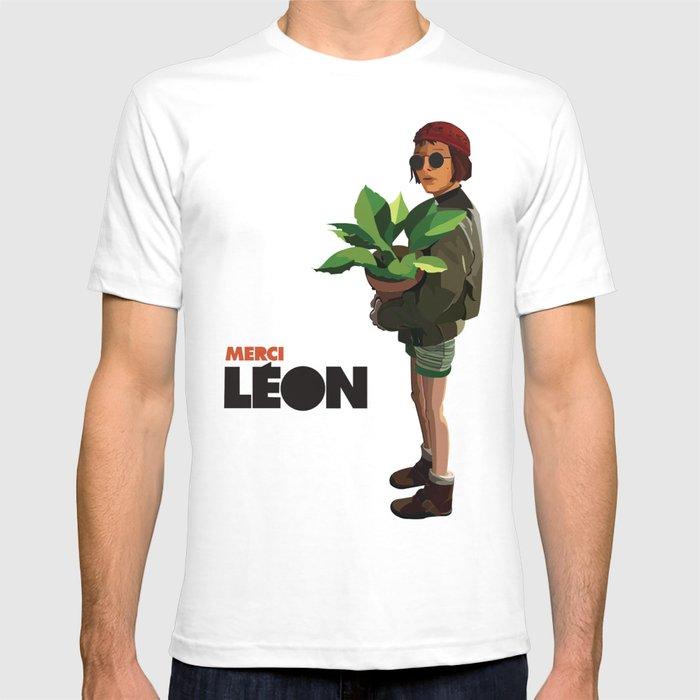 Mathilda, Leon the Professional T-shirt