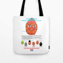 Ernest Borgnine Coconuts - Collect Them All! Tote Bag