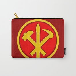 Workers Party of Korea emblem symbol Carry-All Pouch