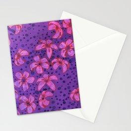 Predatory Petals Stationery Cards