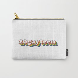 20gayteen Carry-All Pouch