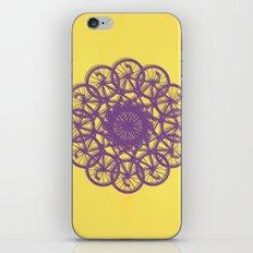 Cycle Circle iPhone & iPod Skin