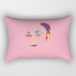 Introspection Rectangular Pillow