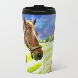 Hello From the Bluegrass State Travel Mug