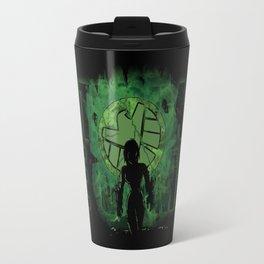 Earthquake's Queen. Travel Mug