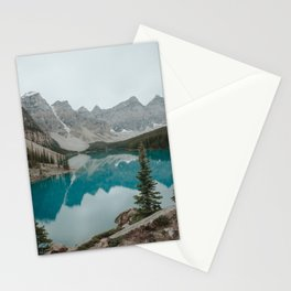 Moraine Lake, Banff National Park Stationery Cards