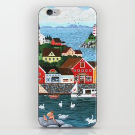 Swan's Cove iPhone Skin