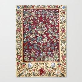 """William Morris """"Tree of life"""" 2. Canvas Print"""