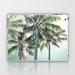 Under the palms Laptop & iPad Skin