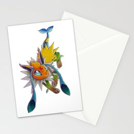 Chymereon— Eeveelutions Mashup Stationery Cards