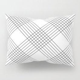 Crossing lines Pillow Sham