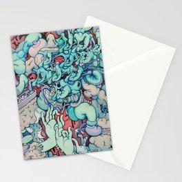 Manic Episode Stationery Cards