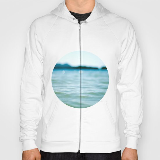 Nautical Porthole Study No.4 Hoody