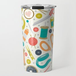 Get Crafty Travel Mug