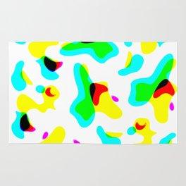 Set colors free No.2 Rug