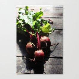 Sweet Beets Canvas Print