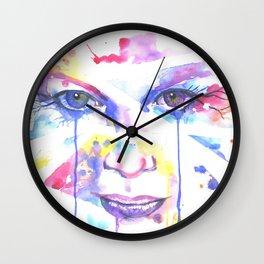 Broken Momento Wall Clock