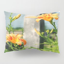 Growing Lilys Pillow Sham