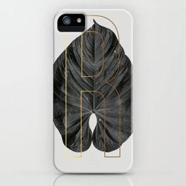 ABC Plants – R iPhone Case