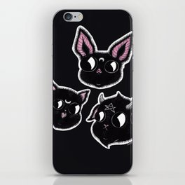 Unholy Pets iPhone Skin