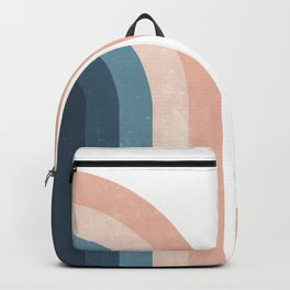70s Rainbow Backpack