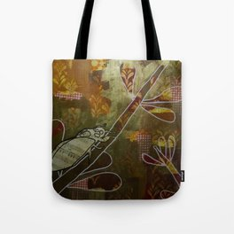 Cicada Music Tote Bag