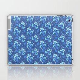 fleur de otachi - dark Laptop & iPad Skin