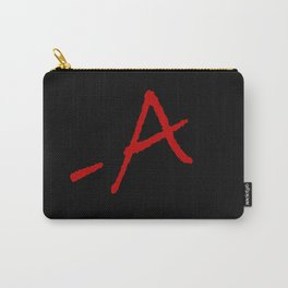 A Carry-All Pouch