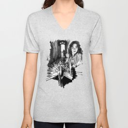Homage to Suspiria Unisex V-Neck