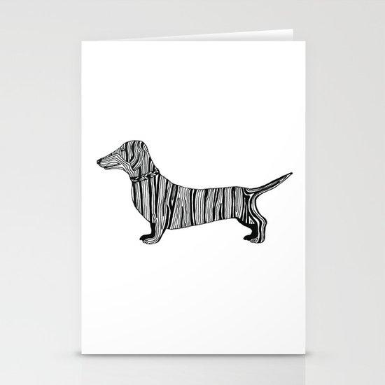 Dachshund Sausage Dog by carissatanton