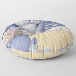Beach Front I Floor Pillow