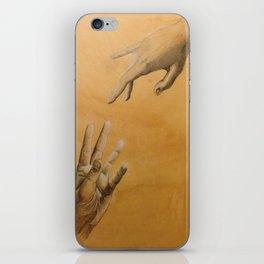 In spirit iPhone Skin