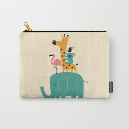 Moving on Carry-All Pouch