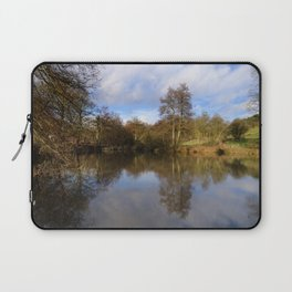 Lumsdale pool Laptop Sleeve