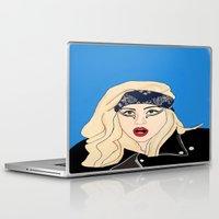 artpop Laptop & iPad Skins featuring ARTPOP by Lord Gloria
