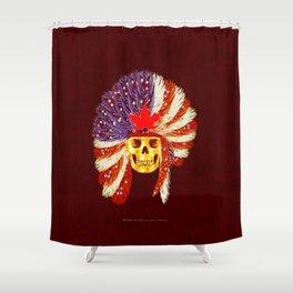 WARPAINT 069 Shower Curtain