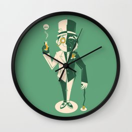 J&H Wall Clock