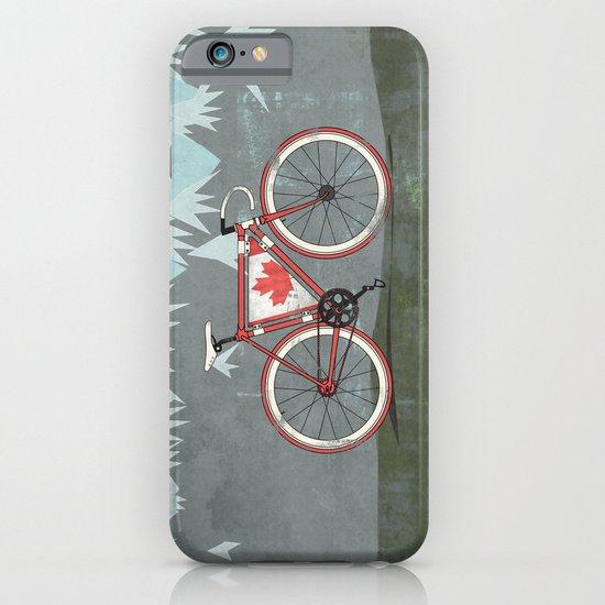 Love Bike, Love Canada iPhone & iPod Case