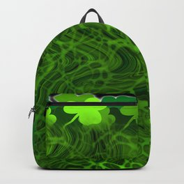 Lucky Clover Backpack