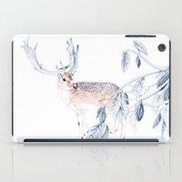 reindeer iPad Cases featuring Reindeer by Lisbel