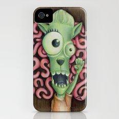 Monster 1: Floyd. iPhone (4, 4s) Slim Case