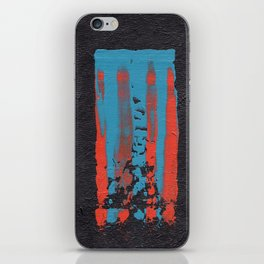 tattered remnants. iPhone Skin