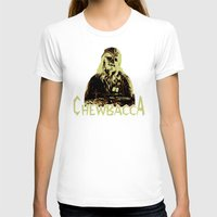 chewbacca T-shirts featuring Chewbacca by iankingart