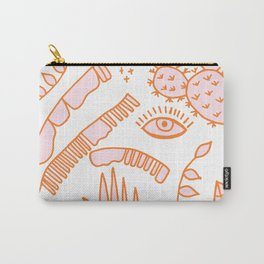 Tropical Magic Carry-All Pouch