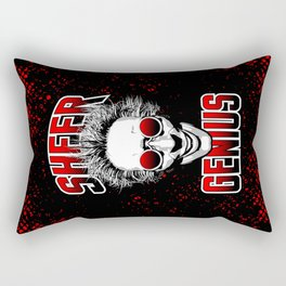 Sheer Genius Rectangular Pillow