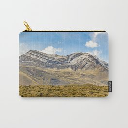 Snowy Mountains Patagonia Argentina Carry-All Pouch