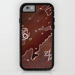Protozoa iPhone Case