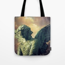 The Angel of Pere Lachaise Tote Bag