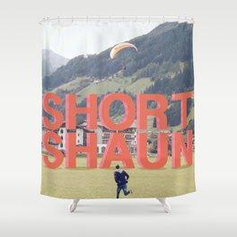 Run! Shower Curtain