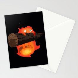 Calcifer Stationery Cards